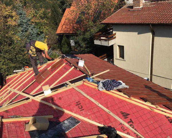 Покрив Бистрица