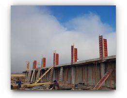 Обект строителство Ковачевци