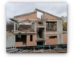 Строеж на къща Бобен
