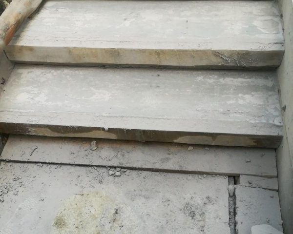Щампован бетон