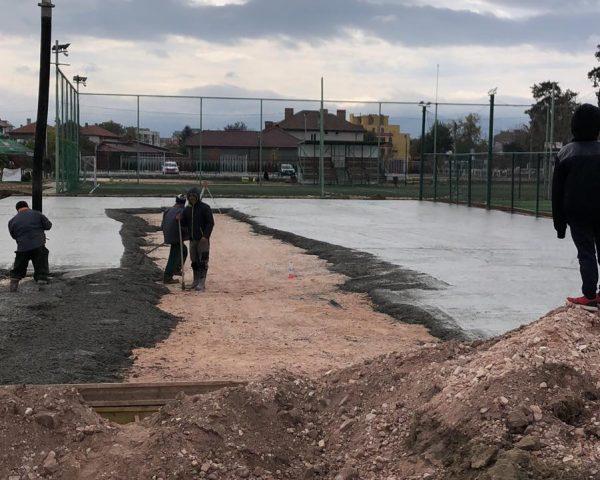 Спортна площадка Елин Пелин